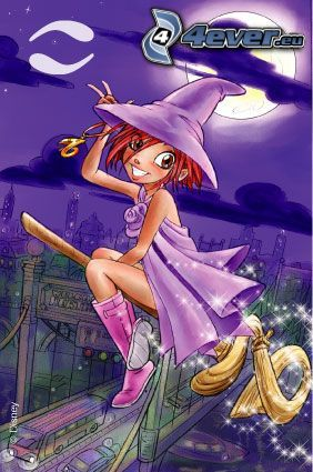 Will, Winx Club, häxor