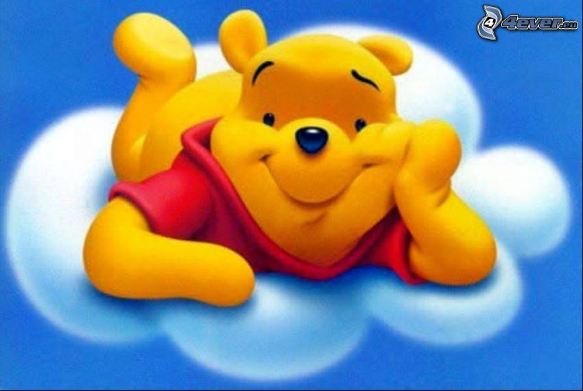 Winnie the Pooh, Nalle Puh