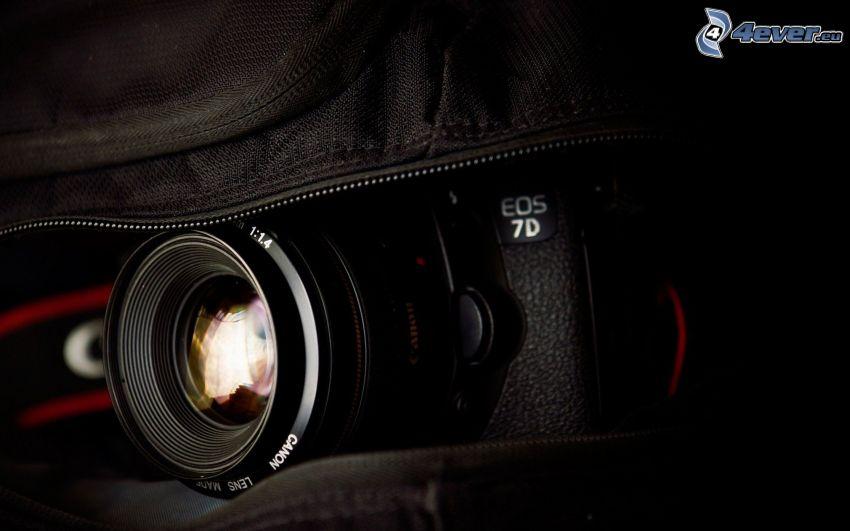 Canon EOS 7D, kamera
