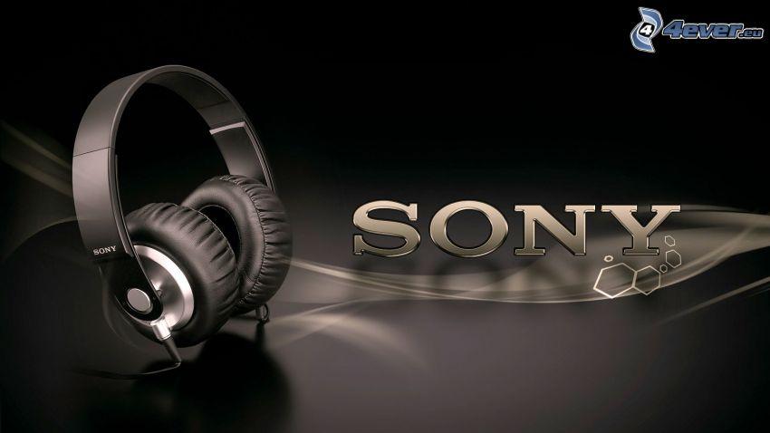 hörlurar, Sony