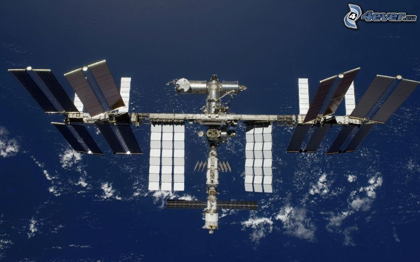 Internationella rymdstationen ISS