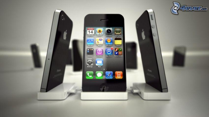 iPhone, telefon