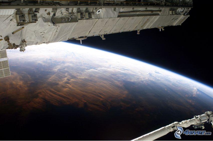 Jorden från ISS