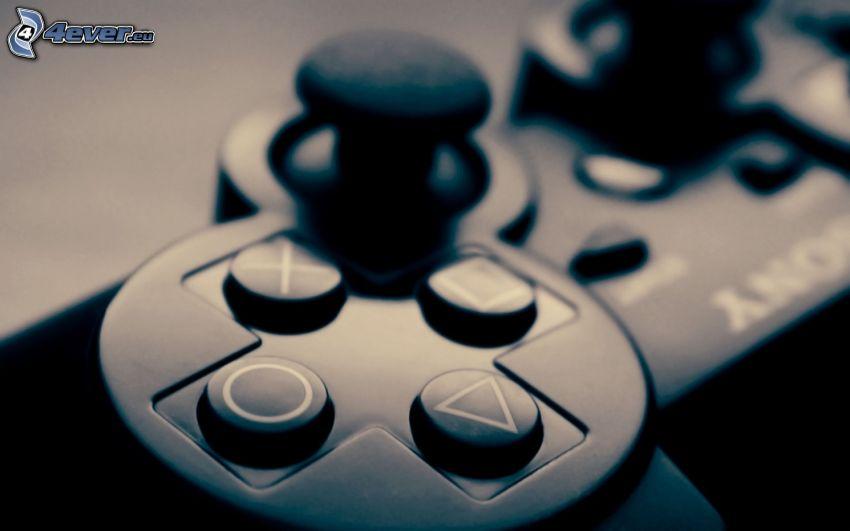 joystick, PS3, Playstation