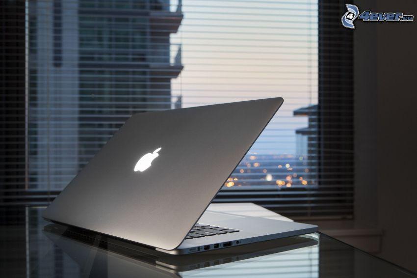 notebook, Apple, fönster
