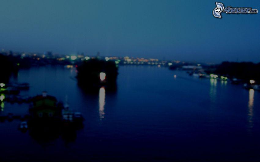 flod, fartyg