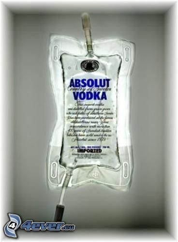 Absolut Vodka, infusion