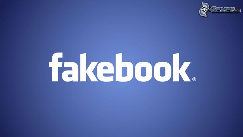fakebook, facebook, parodi