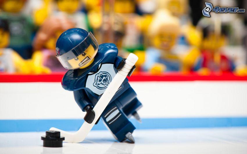 Lego, ishockey