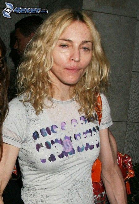 Madonna, droger