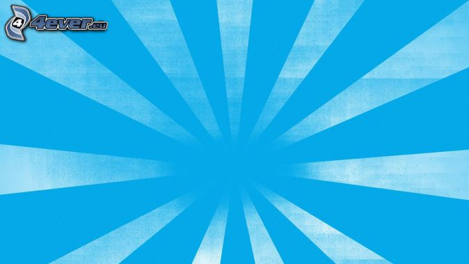 franjas azules, fondo azul