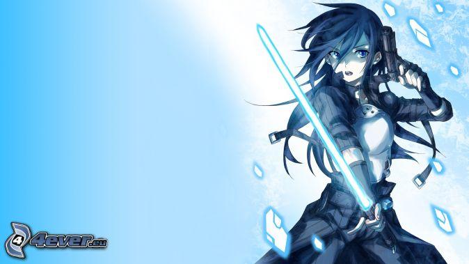 luchadora anime