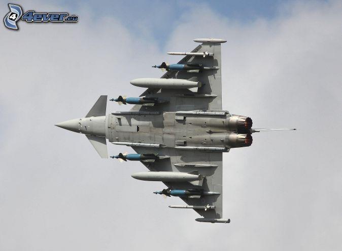 Eurofighter Typhoon, misiles