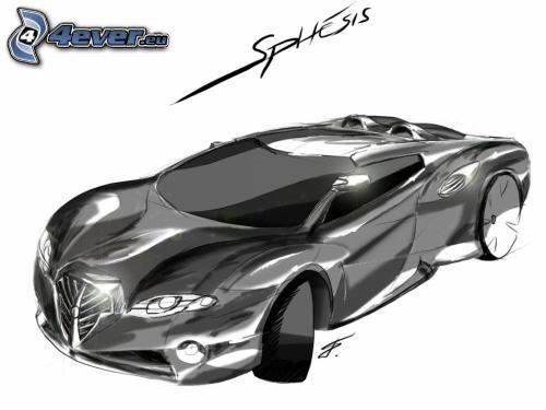 bugatti-veyron,-concepto,- ...