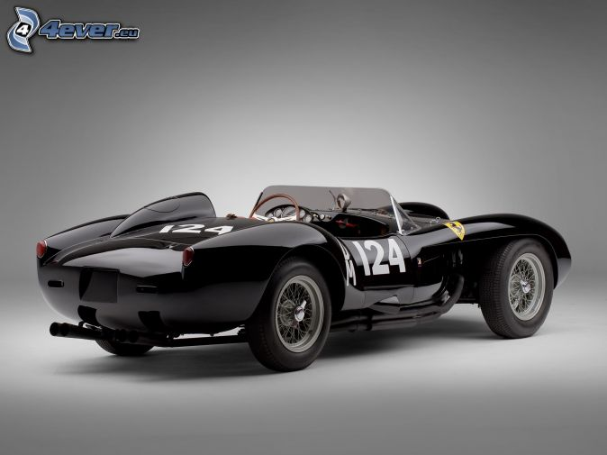 Ferrari TR, veterano