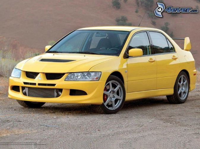 mitsubishi lancer evolution viii. Black Bedroom Furniture Sets. Home Design Ideas