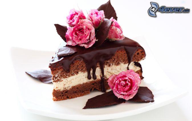¡¡¡FELIZ CUMPLEAÑOS NURYSUSY ¡¡ Pedazo-de-tarta,-chocolate,-rosas,-mazapan,-postre-167097