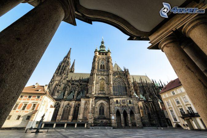 Castillo de Praga, Praga