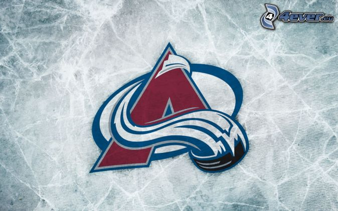 Colorado Avalanche, logo, NHL