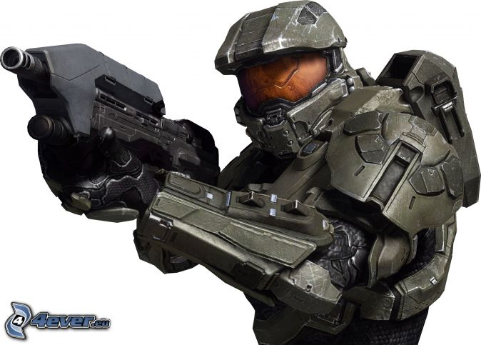 Master Chief - Halo 4