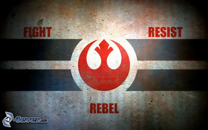 Rebel Alliance, líneas