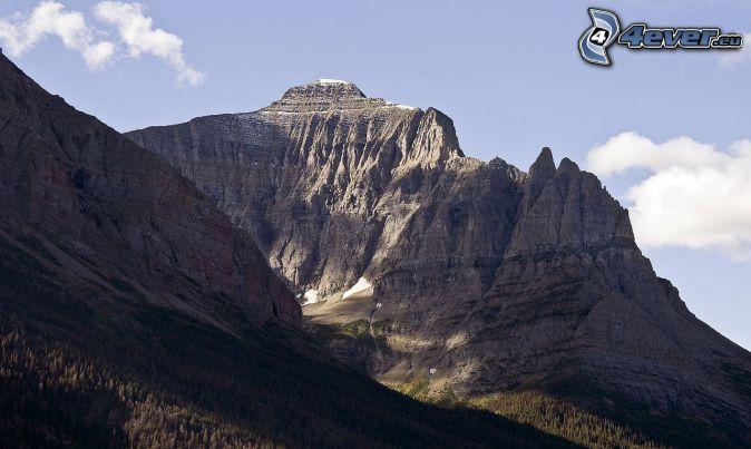 Chief Mountain, Monte rocoso