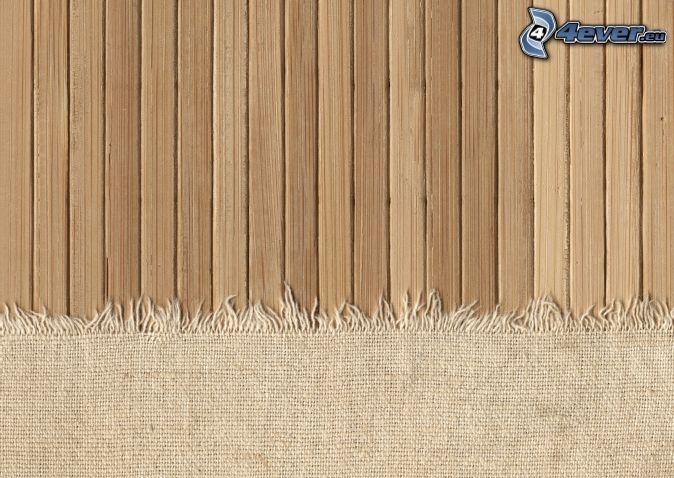 Cobertura de madera - Alfombras de madera ...