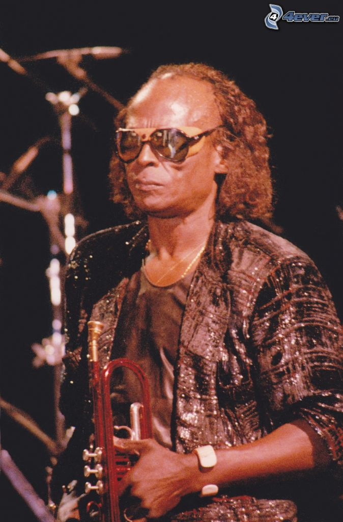 Miles Davis, trompeta
