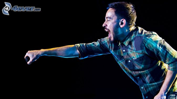 Mike Shinoda, concierto