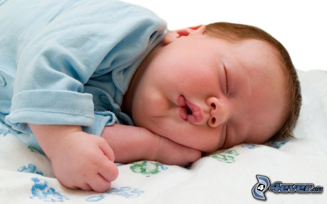 Imagenes De Persona Durmiendo: Bebé Durmiendo