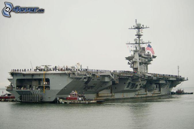 USS George Washington, portaaviones