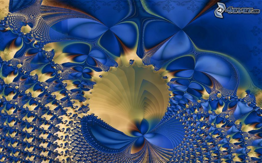 abstracto, fractal