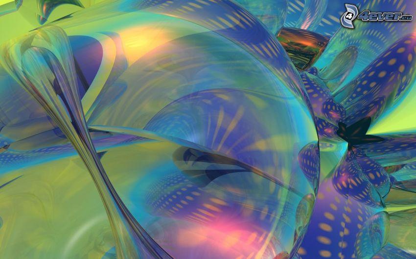 bolas abstractas