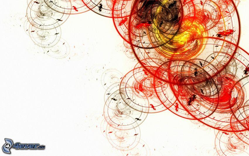 circuitos de colores