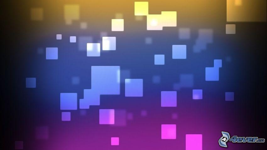 cuadrados de colores