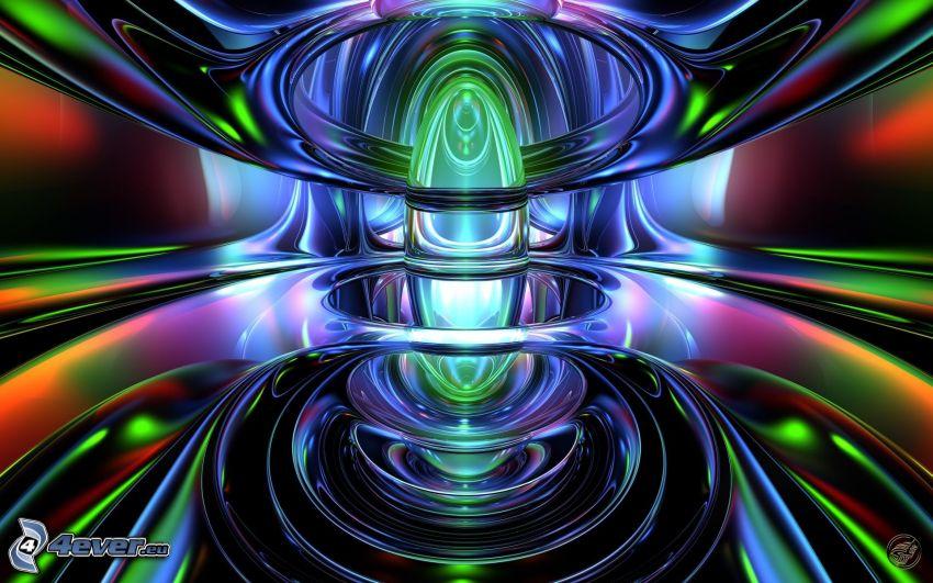 Líneas abstractas