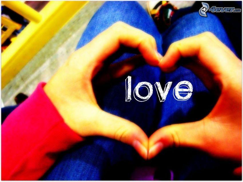 love, corazón