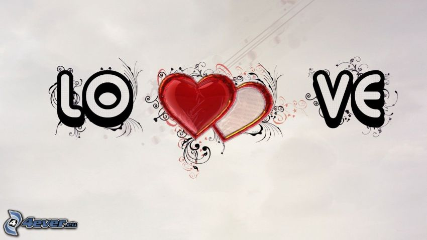love, corazones