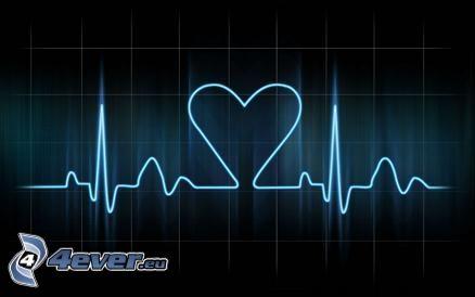 pulso, corazón