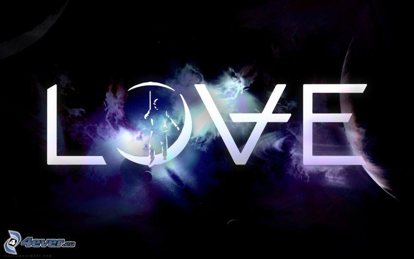 love, universo