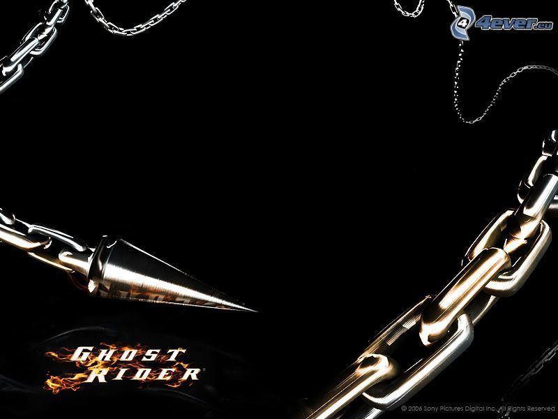 Ghost Rider, cadena