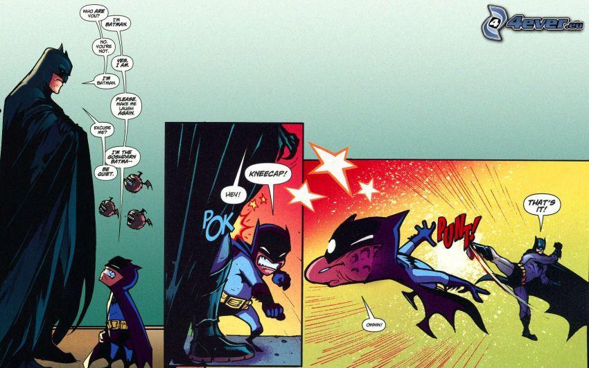 Batman, comics
