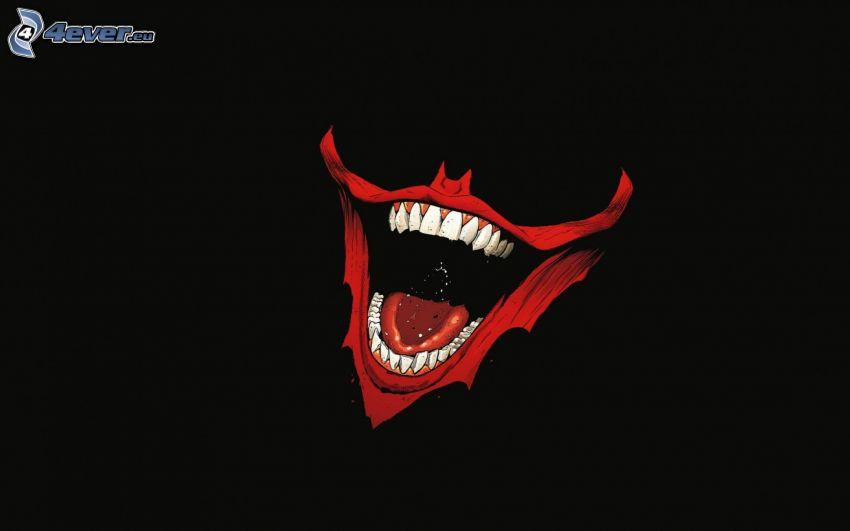 boca, risa