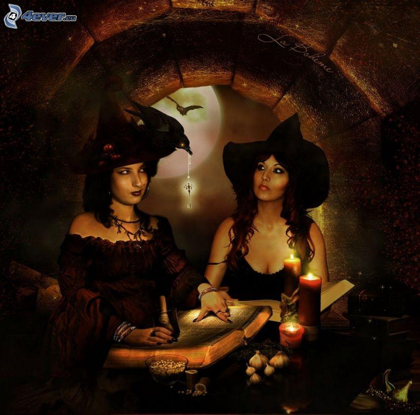 brujas, mes