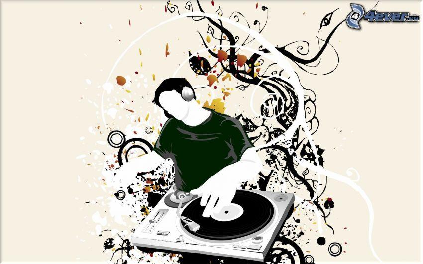 DJ, ramas