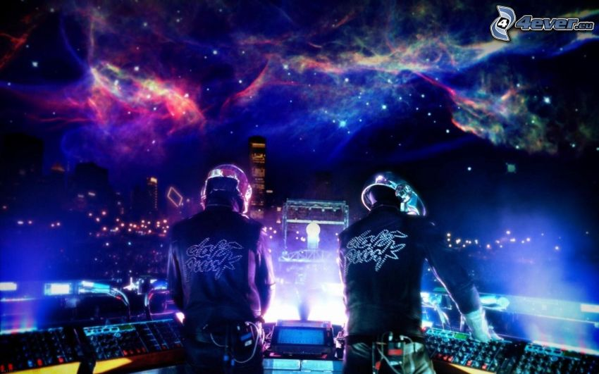 DJ, universo