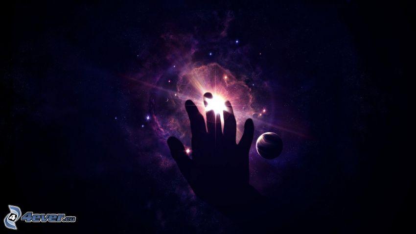 mano, universo