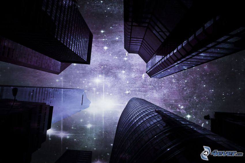 rascacielos, universo