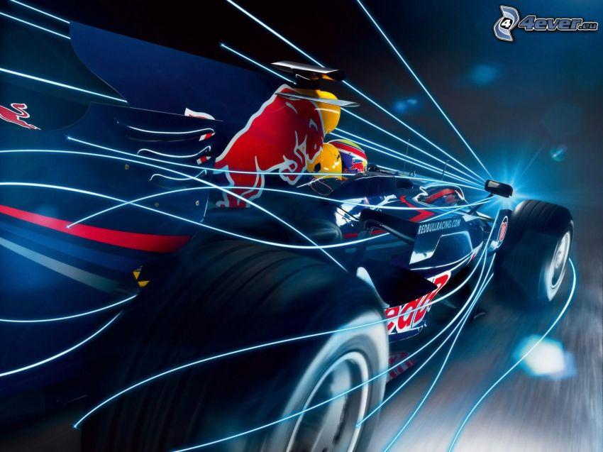 Red Bull Racing, fórmula
