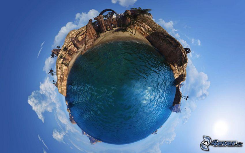 Tierra, mar